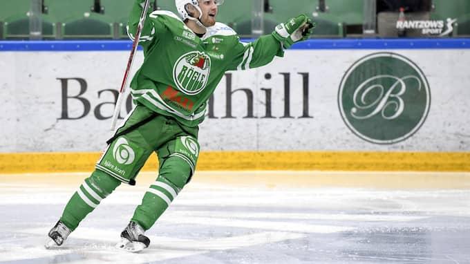 Simon Ryfors. Foto: ANDERS BJURÖ / BILDBYRÅN