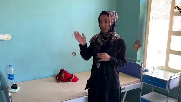 Bistånd i skottlinjen – se hela minidokumentären
