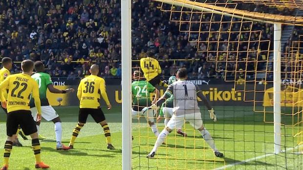 Höjdpunkter: Dortmund-Hannover