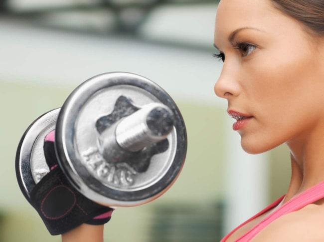 <span>Snabba träningsresultat – det kan du vänta dig i 20-årsåldern.</span>