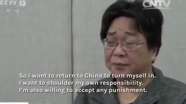 Här är fallet Gui Minhai
