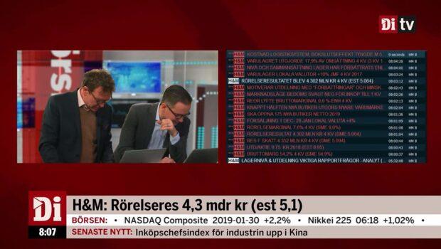 DiTV sammanfattar rapportsäsongen