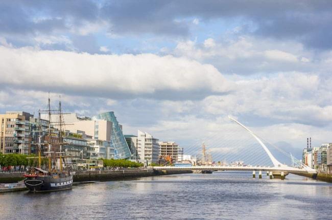 Dublin är en härlig weekendstad.
