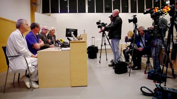 """Smittskyddsläkaren om coronaspridningen i Sverige: """"Slump"""""""