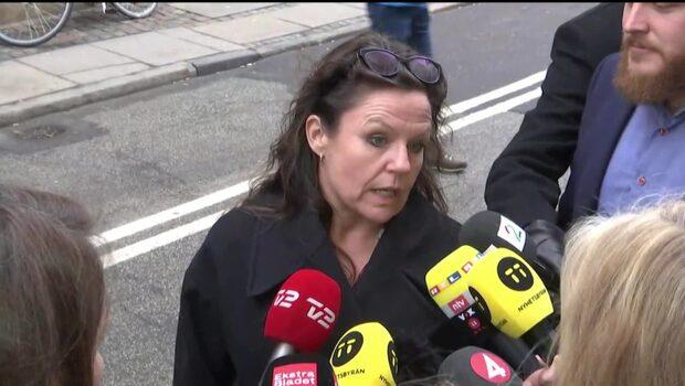 Madsens advokat Betina Hald Engmark om andra dagen