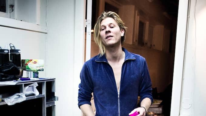 Klas Gullbrand och Maggio är inte längre ett par. Foto: ANNA-KARIN NILSSON / ANNA-KARIN NILSSON EXPRESSEN