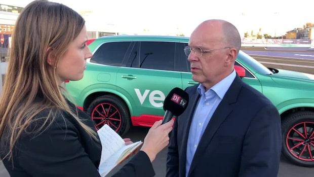 """Veoneers vd: """"Vi har ett starkt lanseringsår i år"""""""