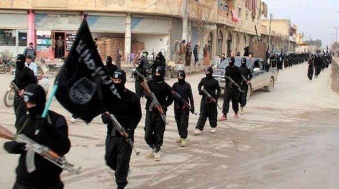 Den svenska flickan ska ha fritagits från terrorgruppen IS i Mosul, i Irak.