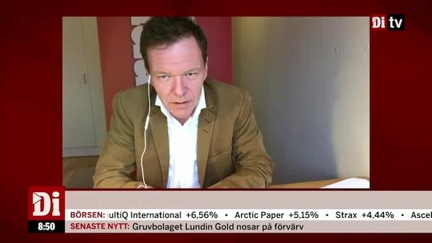 Analytikern: En svag rapport från Ericsson