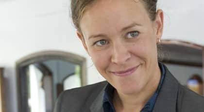 Maria Wetterstrand är inte skäl nog att rösta på M, enligt skribenterna. Foto: Leif R Jansson / Scanpix