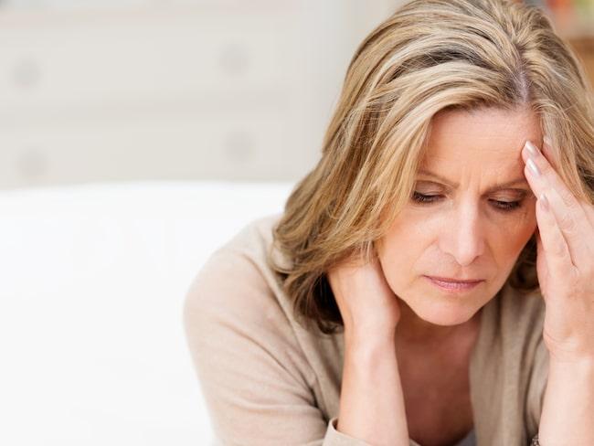 Runt en tredjedel av alla kvinnor upplever svåra besvär under klimakteriet.