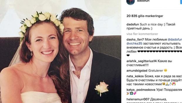 Björndalens lycka efter hustruns framgångar