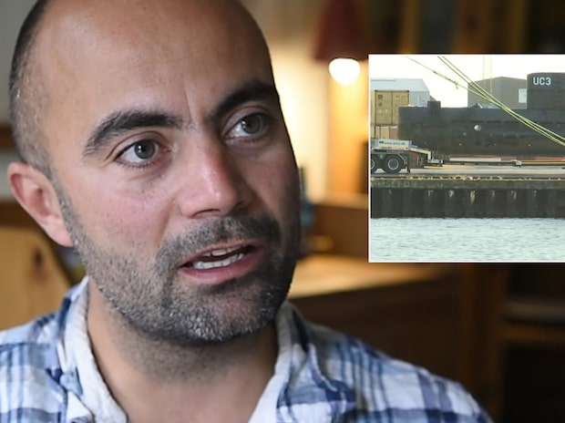 Ubåts-Madsen – vem är han?