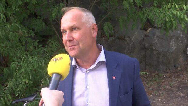 Jonas Sjöstedt: Socialdemokraterna har varit svajiga