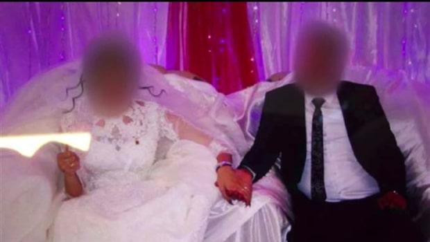 """""""Semestern"""" var en bluff – här tvingas hon gifta sig"""