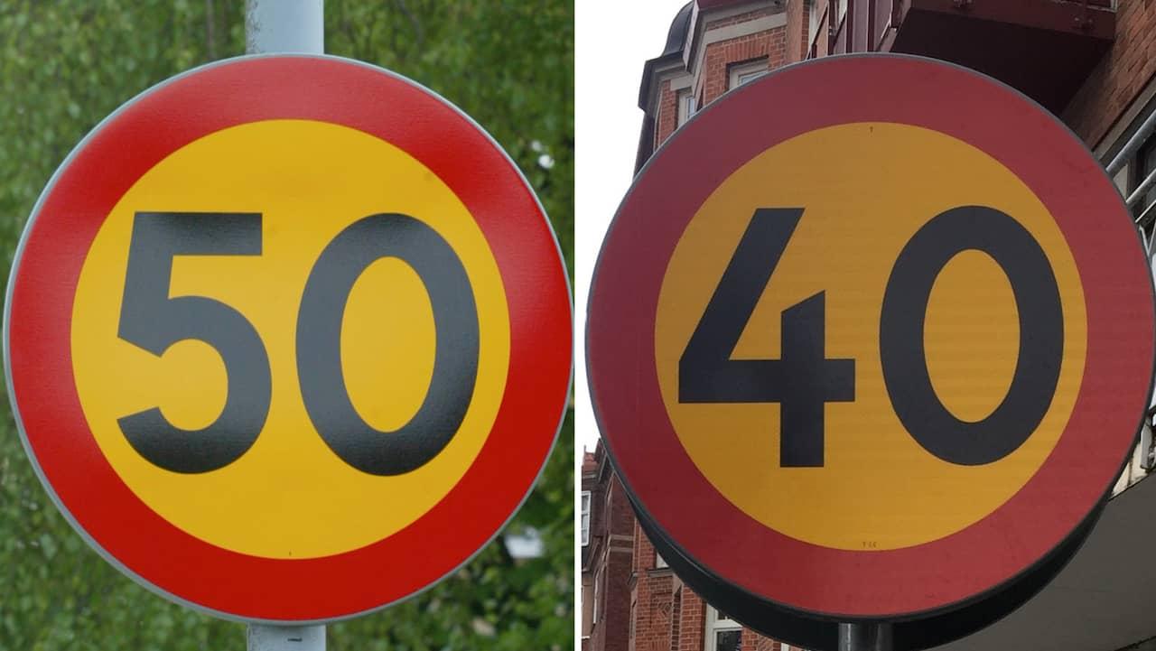 när infördes hastighetsbegränsning i sverige