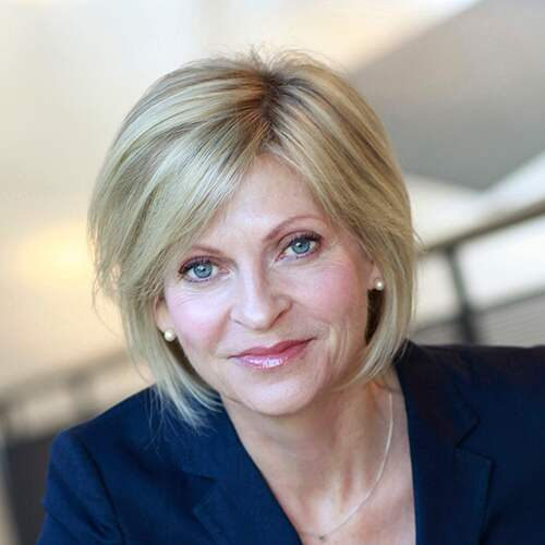 Irene Krohn, presskontakt på Telia. Foto: Foto: Birgitte Grenfeldt/Telia