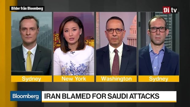 Världens Affärer - fortsatt oro i mellanöstern efter drönarattacken