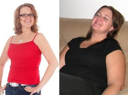 Cornelia Eriksson, 32, gick ned 17 kilo med GI.