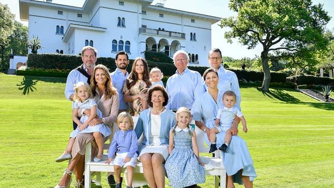 Kungahuset växer i full fart – och nu vill KU se över vilka som ska representera Sverige nationellt. Foto: JONAS EKSTRÖMER / KUNGAHUSET.SE
