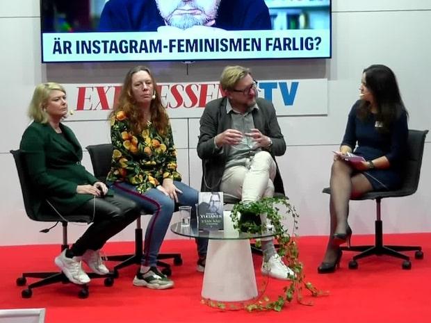 Debatt om Instagram-feminismen