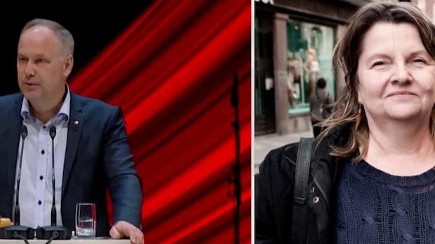 """Statsvetaren Marja Lemne: """"Jonas Sjöstedt lämnar med flaggan i topp"""""""
