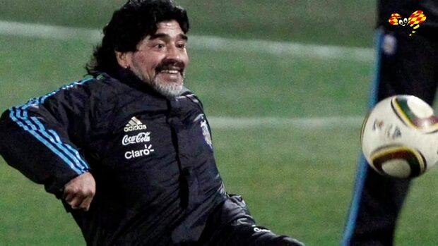"""Robert Prytz efter Maradonas bortgång: """"Fantastisk spelare"""""""