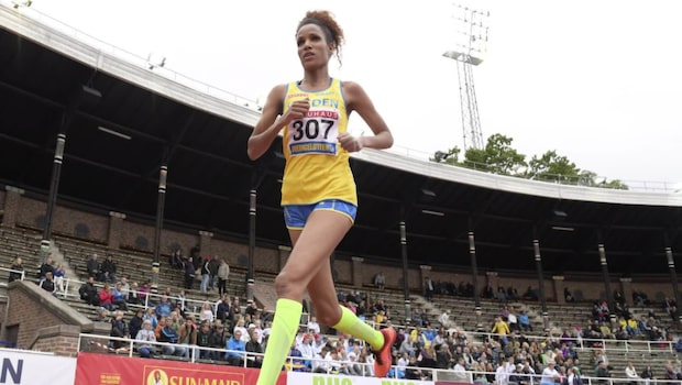 Meraf Bahta mot EM trots pågående dopingutredning