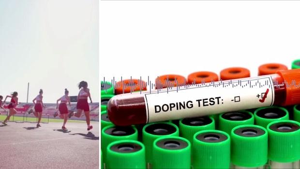 Larmet under pandemin –dopade idrottare går fria