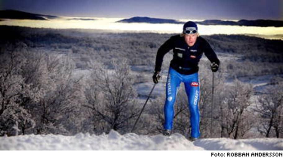 längd på längdskidor