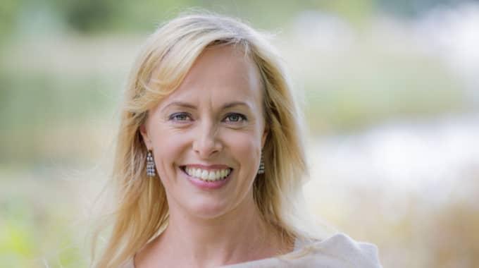 Carolina Tuur är ny expert i programmet. Foto: Foto: Martina Holmberg /SVT