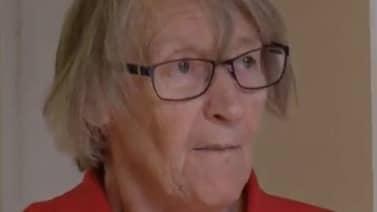 Två misstänkta rånare har identifierats för knivrånet på Ulla, 85 – tack vare Brottscentralens tittare.