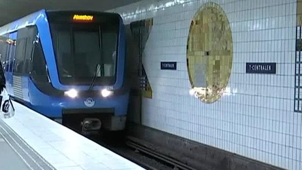 Chockbeskedet: Tunnelbanan 9 miljarder dyrare