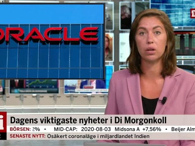 Di Morgonkoll 18 augusti: Nya restriktioner riktade mot kinesiska Huawei