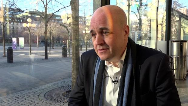 """Fredrik Reinfeldt: """"Tajmingen var rätt för mig"""""""