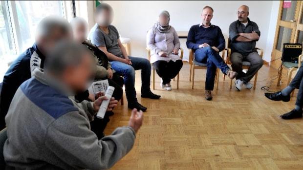 Jonas Sjöstedt hade möte med terrorkopplad grupp
