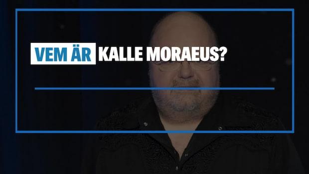 Vem är Kalle Moraeus?