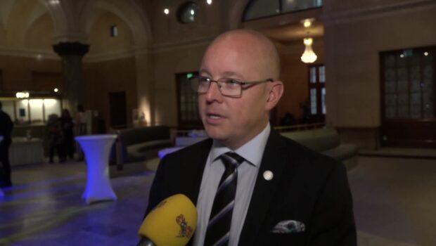 """Björn Söder (SD): """"Finns ett krav från partiets sida"""""""
