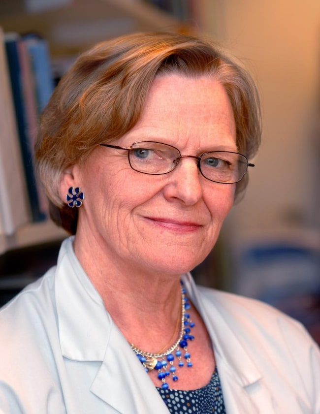 Kerstin Brismar är professor i diabetesforskning vid Karolinska institutet.
