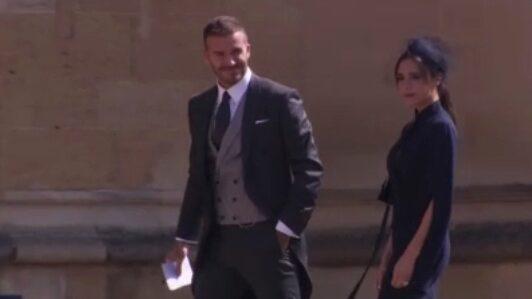 Kändisarna som var på prins Harrys och Meghans bröllop