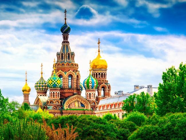 Sankt Petersburg är ett prisvärt alternativ vad gäller vårens weekendresa.
