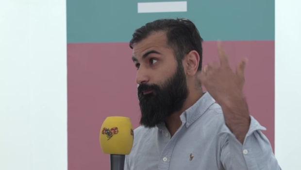 Bara politik från Järvaveckan: Se intervjun med Hanif Bali (M)