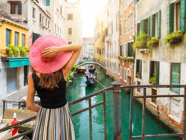 Turister i Venedig kan få nya regler att ta hänsyn till.