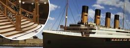 Då kommer Titanic-kopian göra sin första resa