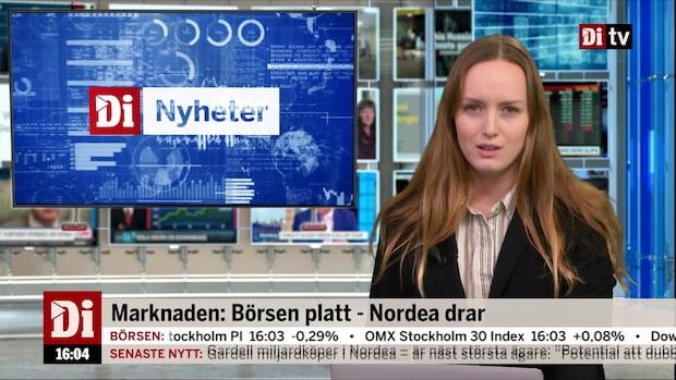 Di kvällskoll: Gardell miljardköper i Nordea