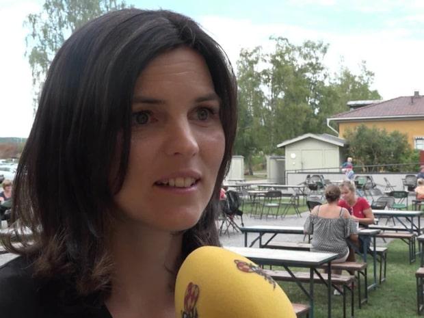 """Sanna Kallur: """"Det får inte dö ut"""""""