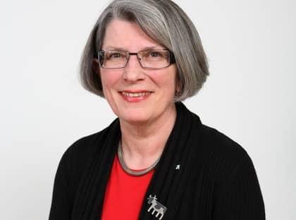Adriana Lender, generaldirektör på Försäkringskassan, är själv osäker på hur de nya sjukreglerna ska tolkas.