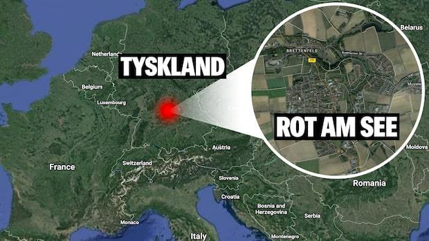 Minst sex personer skjutna till döds i Tyskland