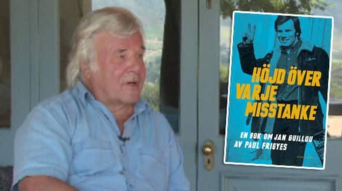 Anklagas för lögner. Jan Guillou anklagas i en ny bok för att ljuga. När Expressen träffar Guillou i Sydafrika går han direkt till motangrepp. Foto: Richard Atkinson