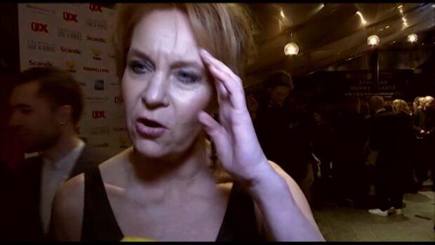 """Maria Lundqvist om kärlekskritiken: """"Tyckte jag var pervers"""""""